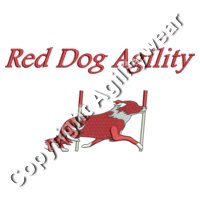 Red Dog Agility Back