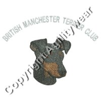 Manchester Terrier Club Back