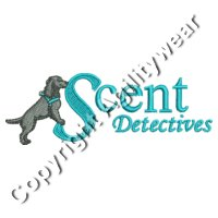 Scent detective Front