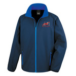 Red Dog Agility - Result Core Mens Printable Sshell Jkt
