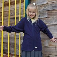 Junior microfleece jacket Thumbnail