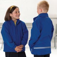 Kids reversible school jacket Thumbnail
