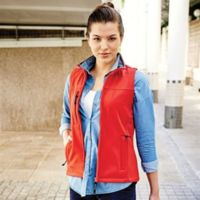 Women's Flux softshell bodywarmer Thumbnail