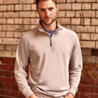 Russell Mens HD Quarter Zip Sweat Thumbnail