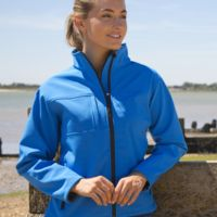 Result Ladies Classic Softshell Jacket Thumbnail