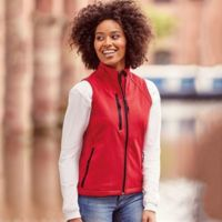 Sale Women's Softshell gilet Thumbnail