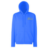 Sunniday Agility - Classic 80/20 hooded sweat jacket Thumbnail