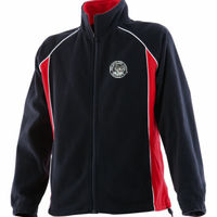 Wilmslow DTC - Piped microfleece jacket Thumbnail