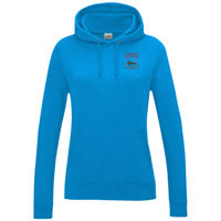 Chipping Norton - Girlie college hoodie Thumbnail