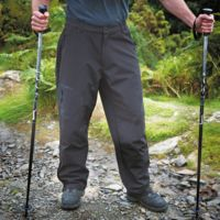 Tech performance softshell trousers Thumbnail