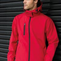 Result Core Mens Lite Hooded Softshell Thumbnail