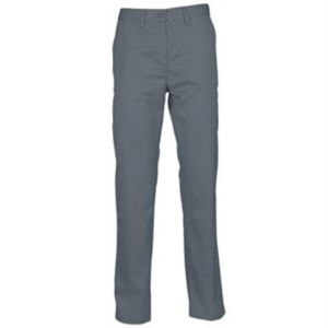 Women's 65/35 flat fronted chino trousers Thumbnail