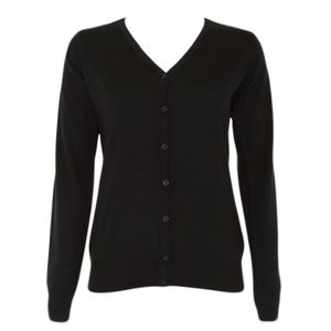 Women's Arundel v-neck cardigan long sleeve (classic fit) Thumbnail