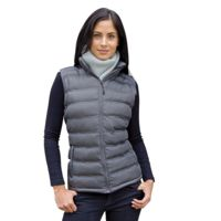 Women's ice bird padded gilet Thumbnail