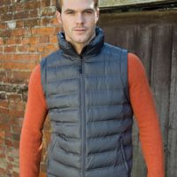 Ice bird padded gilet Thumbnail