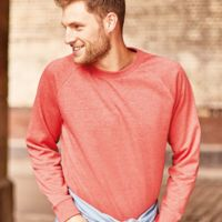 Russell Mens HD Raglan Sweat Thumbnail