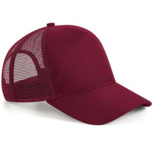 Suede snapback trucker Thumbnail