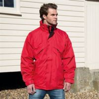3-in-1 zip and clip jacket Thumbnail