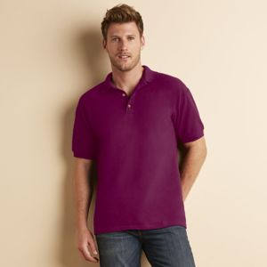 Ultra Cotton™ combed ringspun adult pique polo Thumbnail