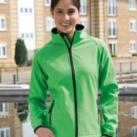 Result Core Ladies Printable Softshell jacket Thumbnail