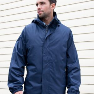 Sale 3-in-1 Jacket with Quilted Bodywarmer Thumbnail