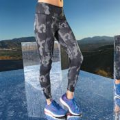 Women's performance Hexoflage™ leggings Thumbnail