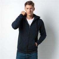 Klassic hooded zipped jacket Superwash® 60° long sleeve Thumbnail