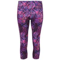 Women's TriDri® performance jungle leggings ¾ length Thumbnail