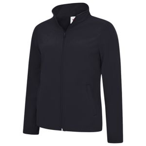 Sale Ladies Classic Full Zip Soft Shell Jacket Thumbnail