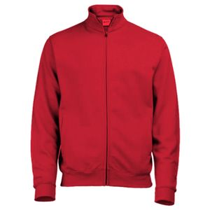 Sale Fresher full zip sweat red Thumbnail