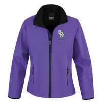 Ace of Dogs - Result Core Ladies Printable Softshell jacket Thumbnail