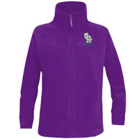 Ace of Dogs - Women's Microfleece Jacket Thumbnail