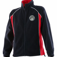 Wilmslow DTC - Women's piped microfleece jacket Thumbnail