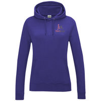 Smart Paws - Girlie college hoodie Thumbnail