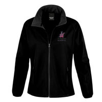 P3 Training Academy  - Result Core Ladies Printable Softshell jacket Thumbnail