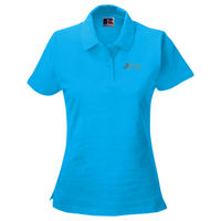 Scent detectives - Russell Ladies Classic Cotton Polo Thumbnail