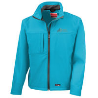 Scent detectives - Classic softshell jacket Thumbnail