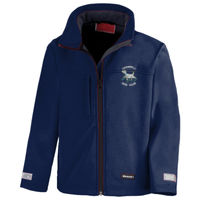 Cromwell - Junior classic softshell 3 layer jacket Thumbnail