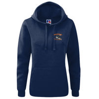 Awesome Performance - Women's authentic hooded sweatshirt Thumbnail