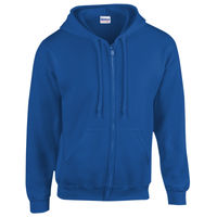 Awesome Performance - Heavy Blend™ youth full zip hooded sweatshirt Thumbnail