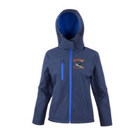 Awesome Performance - Result Core TX performance ladies Hooded Softshell Jacket Thumbnail