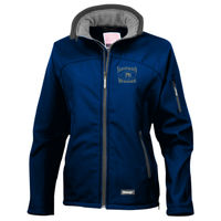 Scentwork Wessex  - La Femme Softshell Jacket Thumbnail