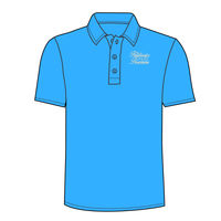 Positively Pawsome - Coolplus® Polo Shirt Thumbnail