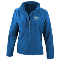 Positively Pawsome - Result Ladies Classic Softshell Jacket Thumbnail