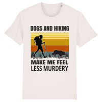 Border Collie Hiking - Stanley and stella 100% Organic Unisex Creator iconic t-shirt  Thumbnail