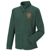 Caerphilly - Full zip outdoor fleece Front Logo only Thumbnail