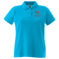 Wundermutts Lady-fit premium polo  Thumbnail