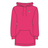 Chance - Girlie Longline Hoodie Thumbnail