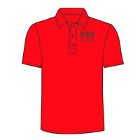 Dog Agility Training - Coolplus® Polo Shirt Thumbnail