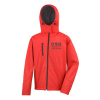 Dog Agility Training - Result Core TX performance Hooded Softshell Jacket Thumbnail